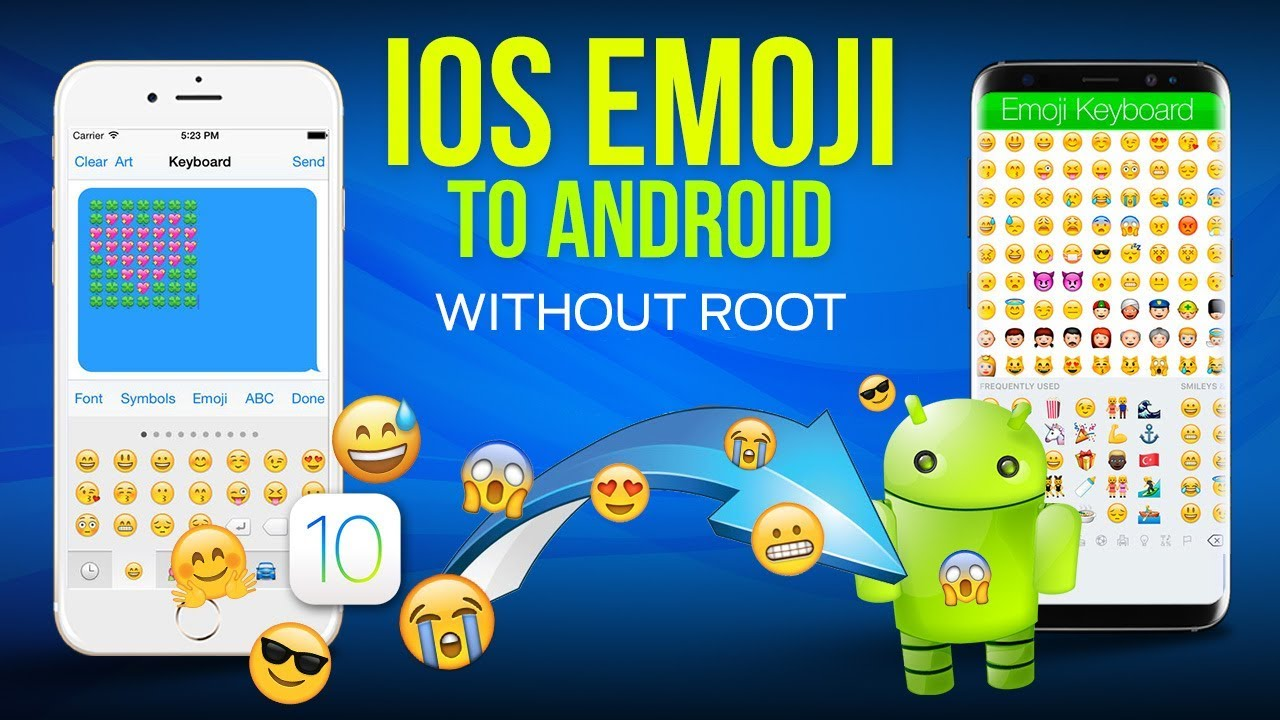 How To Get iOS 10 Keyboards with Emojis For Androids 2017 [WITHOUT ROOT]  Full Tutorial