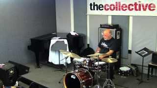 Peter Erskine Clinic 10/12/2013