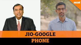 RIL AGM 2020: All you need to know about Reliance Jio-Google partnership