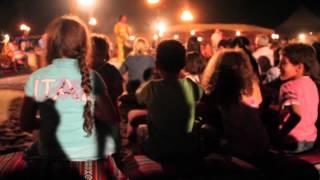 Dubai Drums - Full Moon Desert Drumming 2012