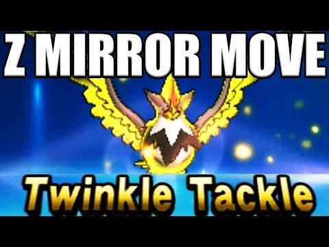 Z-MIRROR MOVE STARAPTOR SWEEP!