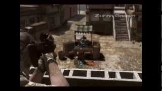 Ghost Recon Future Soldier PC Gameplay HD
