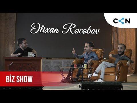 Əlixan Rəcəbov - Mehdi Sadiq ilə Biz Show - CVN TV