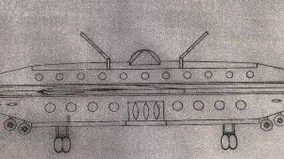 Czy XX wieczny Włoski Program Kosmiczny może być odpowiedzialny zawzrost obserwacji UFO ?