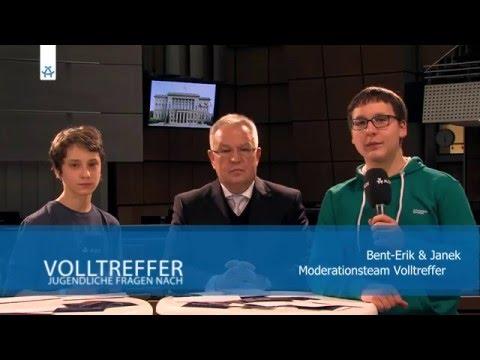 Volltreffer - Live aus dem Berliner Abgeordnetenhaus