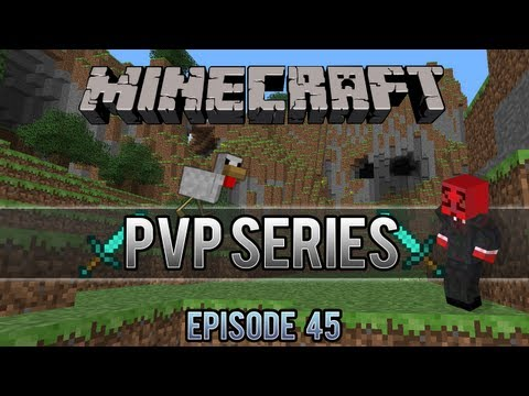 Minecraft PvP Series: Episode 45 - Let's Rave! #SawJeruhmi