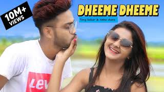 dheeme dheeme mp3 song(Tony Kakkar with Neha Sharma-dheeme-dheeme mp3 song)|dheeme dheeme|hiqa songs