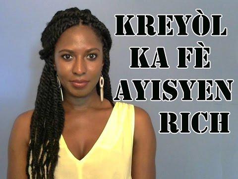 Kreyòl Ka Fè Ayisyen Rich