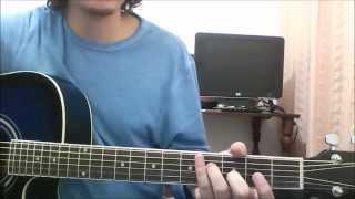 Smashing Pumpkins - Drain (machina acoustic demo) cover