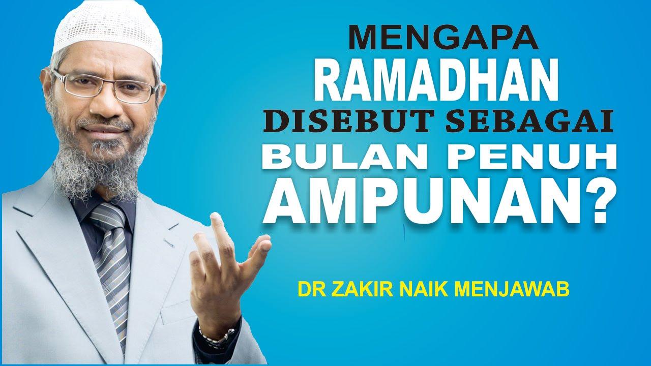 Ramadhan  Bulan  Penuh  Ampunan