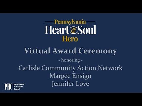 Heart & Soul Hero: Carlisle Action Network, Margee Ensign, & Jennifer Love