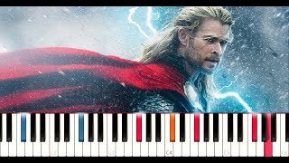 Thor Ragnarok - Official Trailer Song