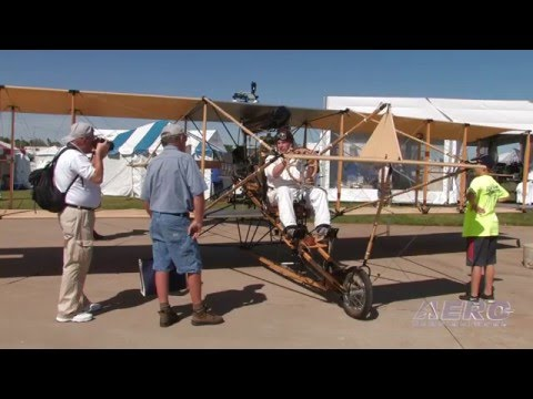 Classic AeroTV At Oshkosh 2011  The Best Flying On Planet Earth