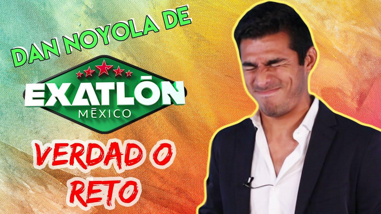 Dan Noyola de Exatlón juega 'Verdad o Reto'