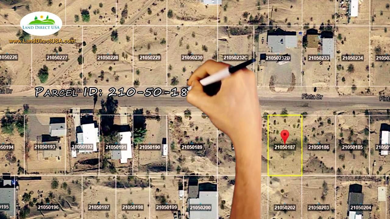 Arizona mohave county topock - 0 20 Acre 4798 Pinta Drive Topock Az 86436