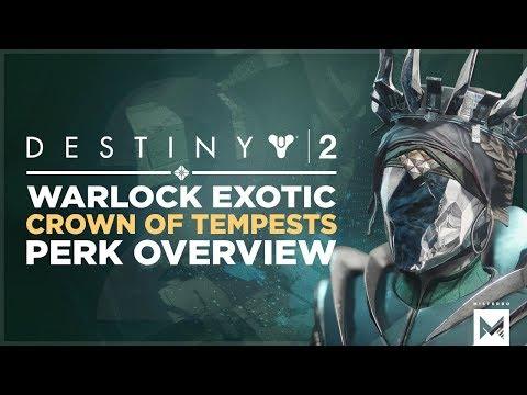 Destiny 2: Exotic Warlock Helmet