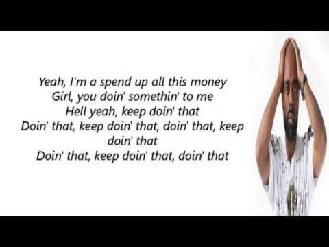 Lyrics Rick Ross Keep Doin' That (Rich Bitch)