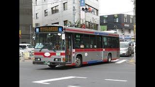 東急バス T8737 PK-HR7JPAE(都立01 都立大学駅北口→弦巻営業所)