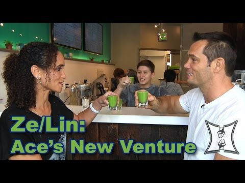 Rich Franklin Talks Ze/Lin Juice Shop, Anderson Silva + His Future in the UFC