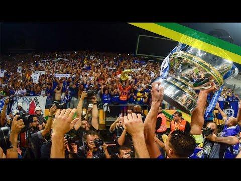 A Festa do Campeão #35 - Cruzeiro (Copa...