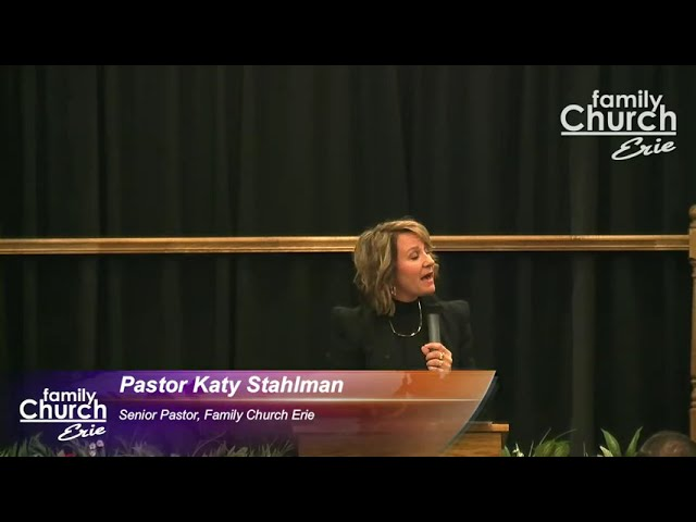 Being Ready For the Lord's Return   Pastor Katy Stahlman // Family Church