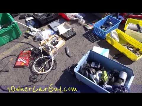 Swap Meet Flea Market Outdoor Bazaar Video Sale Find Deals Bargains Buy Callaway & MORE
