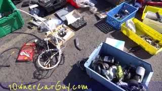 Swap Meet Flea Market Outdoor Bazaar Video Sale Find Deals Bargains Buy Callaway & MORE