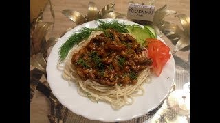 Подлива из говядины: рецепт от Foodman.club