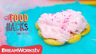 Cotton Candy Hacks | FOOD HACKS FOR KIDS