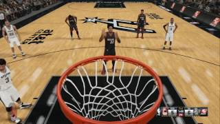 NBA 2K15 PC Gameplay *HD* 1080P Max Settings