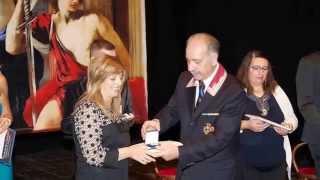 M. ROSARIA FRANCO - LA MIA INTERVISTA CON CARLOTTA PONZIO  A RADIO FIUME TICINO DEL 13 10 2014