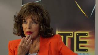 When The Late Show Met Joan Collins