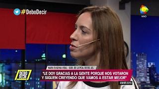 """""""Debo decir"""" de Luis Novaresio (completo HD) - 12/02/17"""