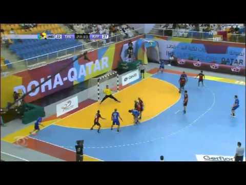 Super Globe (Handball) 2013 - Taubaté (BRA) x AlRayyan (QAT)