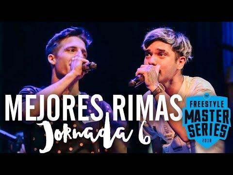 Las MEJORES RIMAS de la SEXTA JORNADA de la FMS ARGENTINA 2018 - Jornada 6 [Córdoba]