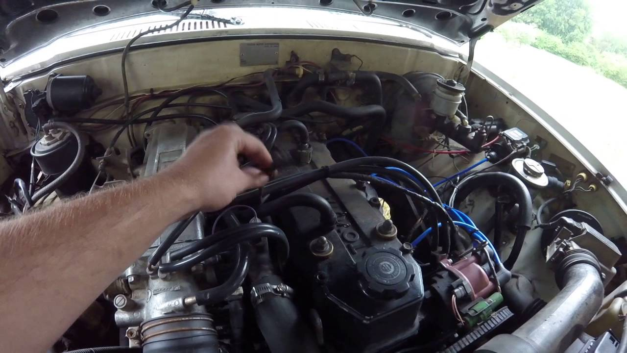 Fixing My Ac Idle Up Youtube 1997 Rav4 A C Compressor Wiring Diagram