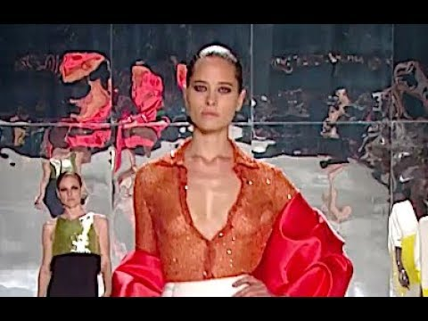 CHADO RALPH RUCCI Spring Summer 2013 New York - Fashion Channel