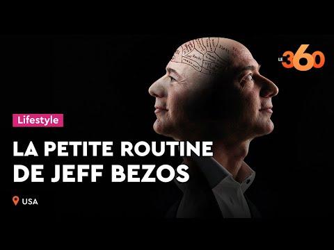 Le360.ma • La Petite Routine De Jeff Bezos, PDG D'Amazon