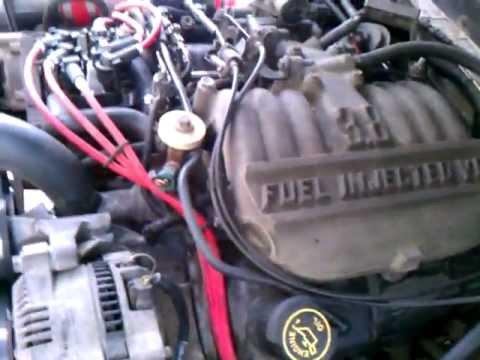 1997 Ford Mustang Wiring Diagram Overheating Issue 97 Sn95 Mustang 3 8 Youtube
