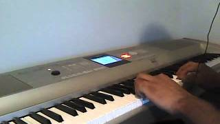 J. Holiday Suffocate Piano Cover