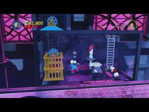 LEGO Batman: The Videogame ~ Chapter 1-5: The Face-Off ...