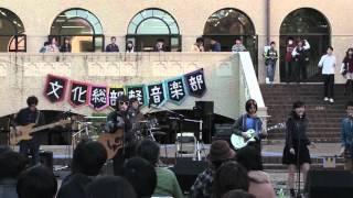 2015/11/3 学祭プラザライブ 清々しい顔/スガシカオ.