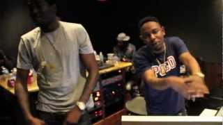 "Meek Mill x Kendrick Lamar (DreamChasers2 Studio Session) ""A1 Everything"""