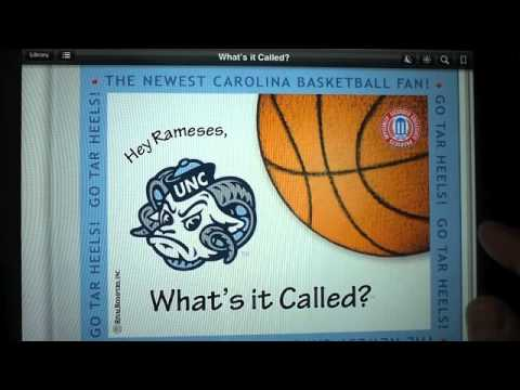 RivalRompers Tar Heel Basketball eBook is now available with Woody Durham!