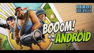 Boom Beach: Official Android Launch Trailer