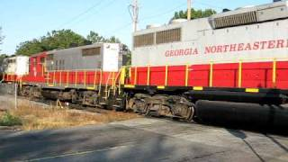 Gnrr Switching Lumber Industry In Marietta