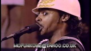 ZAPP - SO RUFF SO TUFF.LIVE TV PERFORMANCE
