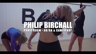 Au/Ra - Panic Room    Philip Birchall Choreography
