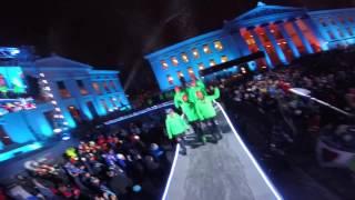 WM Oslo Eröffnungsfeier