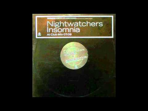 Nightwatchers - Insomnia (club mix)